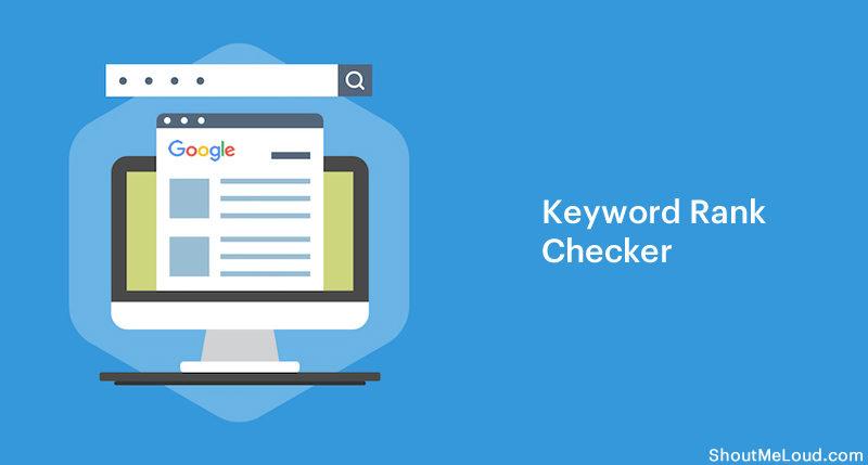 Keyword rank checker 800x429 - 5 Sitios web para comprobar los rankings de tus Keywords en Google