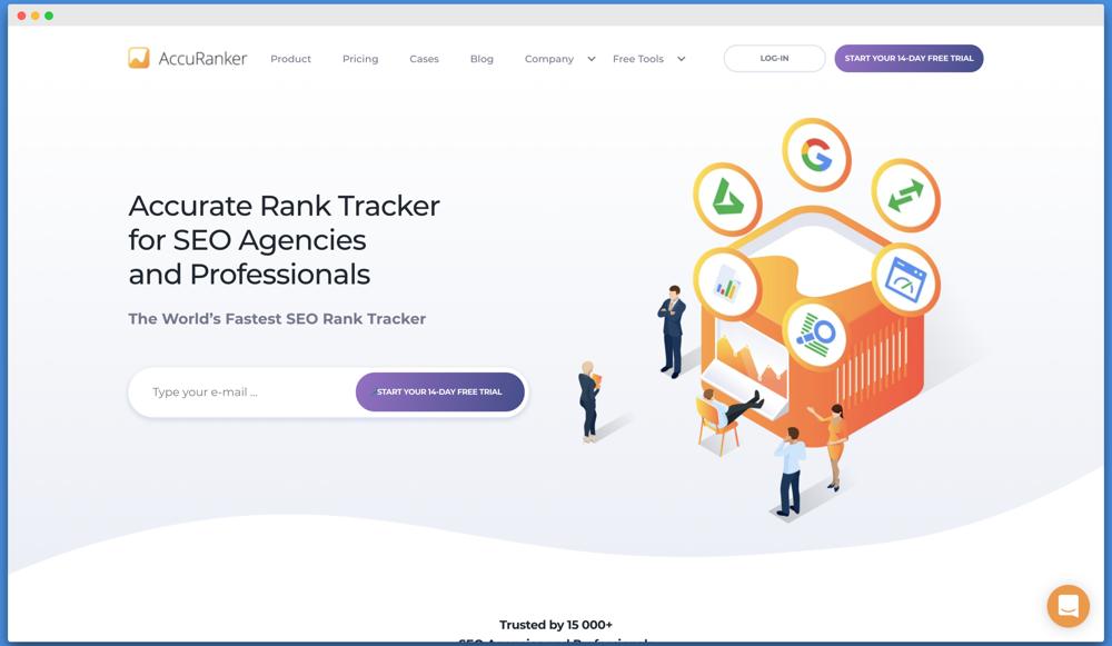keyword position checker - 5 Sitios web para comprobar los rankings de tus Keywords en Google