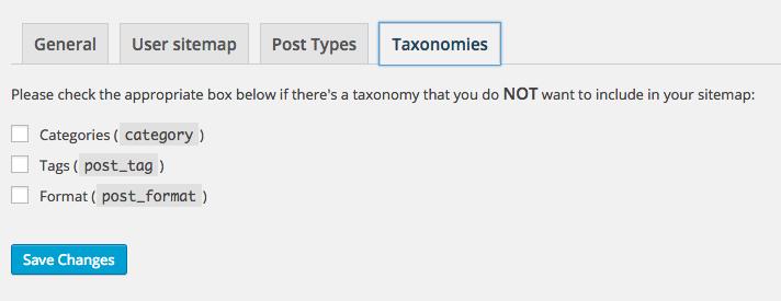 taxonomies - Google XML Sitemaps vs Yoast SEO, ¿Que Sitemap es mejor?