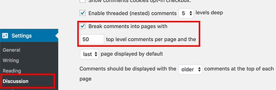 breakcomments - Guía para mejorar el WPO en WordPress [2020]