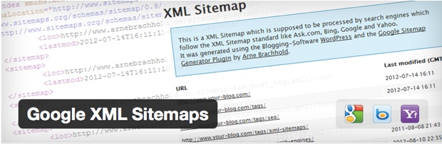 Google XML Sitemap plugin - Cómo crear un sitemap en WordPress con Google XML Sitemap.