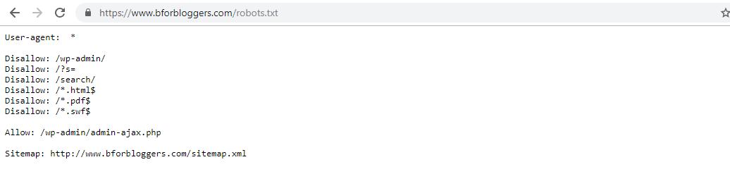 robots.txt example - Cómo crear un archivo ideal de WordPress Robots.txt para SEO