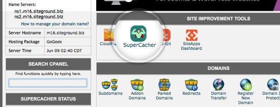 supercacher - Guía para mejorar el WPO en WordPress [2020]