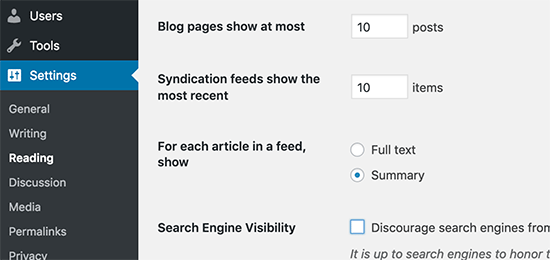 wpdisplayexcerpts - Guía para mejorar el WPO en WordPress [2020]